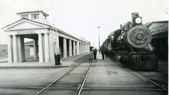 Orange Santa Fe Station