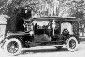 Rohrer hearse
